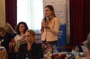 Градоначелница Сомбора Душанка Голубовић актвино учествовала у раду