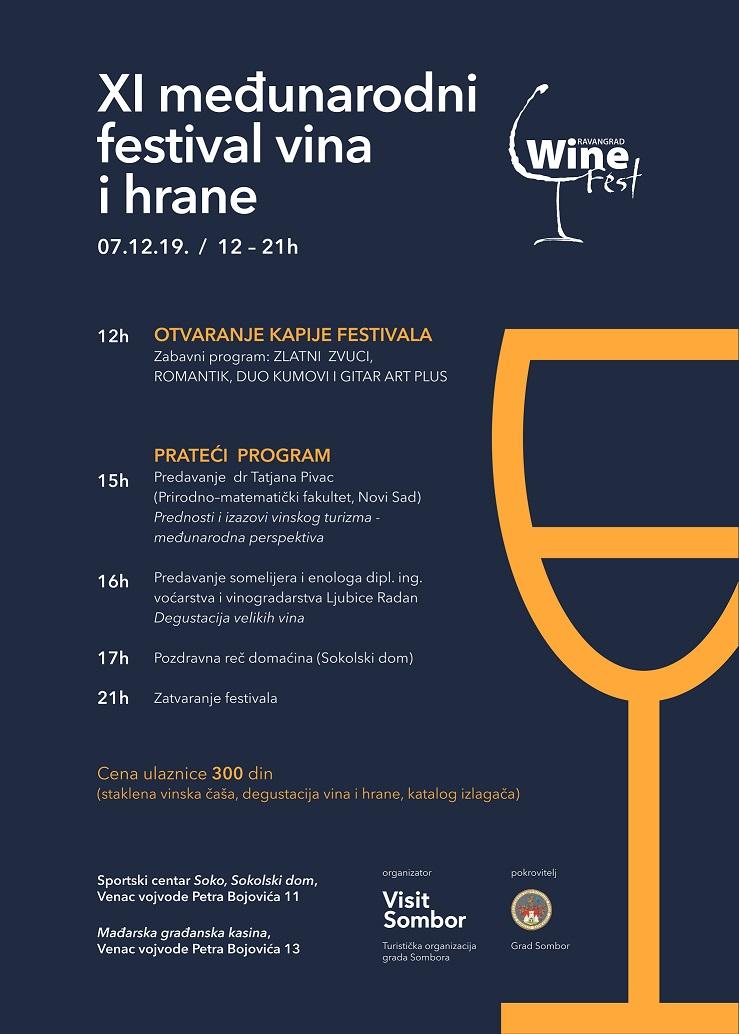 XI Ravangrad Wine Fest