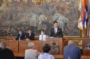 За градоначелника Града Сомбора изабран је Антонио Ратковић