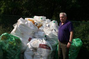 Члан Градског већа за област заштите животне средине Слободан Станић