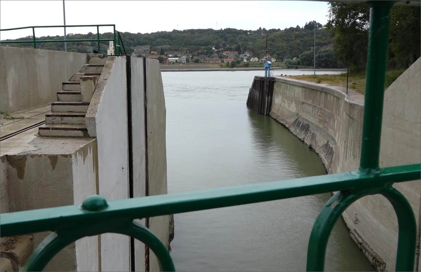 Излаз на Дунав