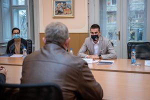 Пријем грађана код градоначелника Сомбора Антониа Ратковића