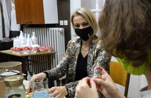 Радионици се придружила и члан Градског већа Антонија Нађ Косановић