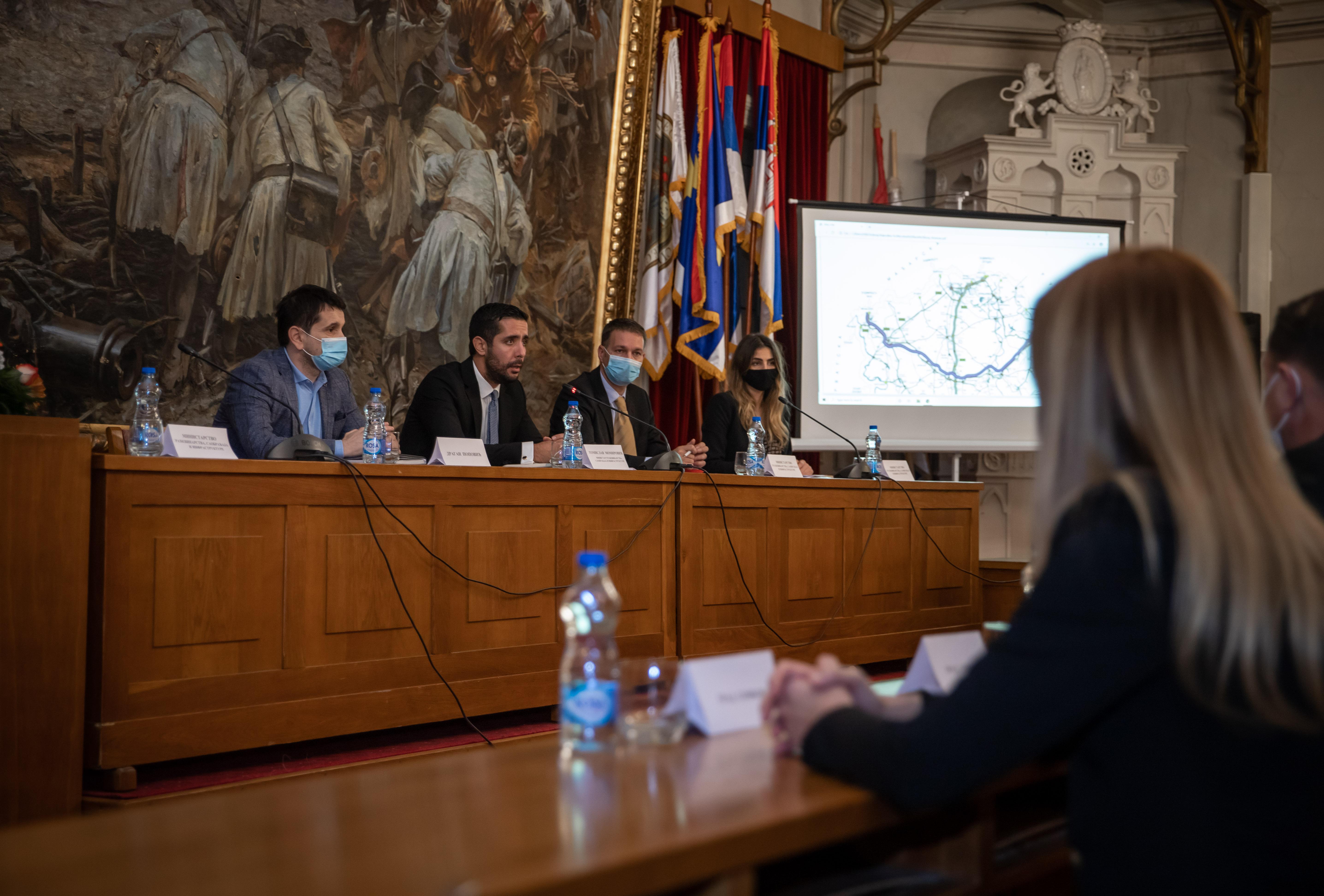 Нова саобраћајница ће повезивати две државе са којима се Србија граничи