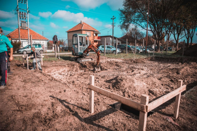 Почела изградња постројења за прераду воде у Бачком Моноштору
