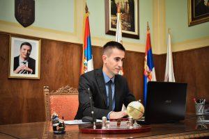 Градоначелник Сомбора Антонио Ратковић