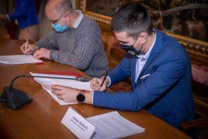 Потписани уговори са послодавцима