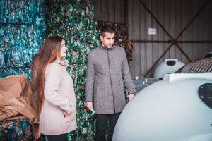 У Сомбор стигло првих 100 рециклажних контејнера за стакло