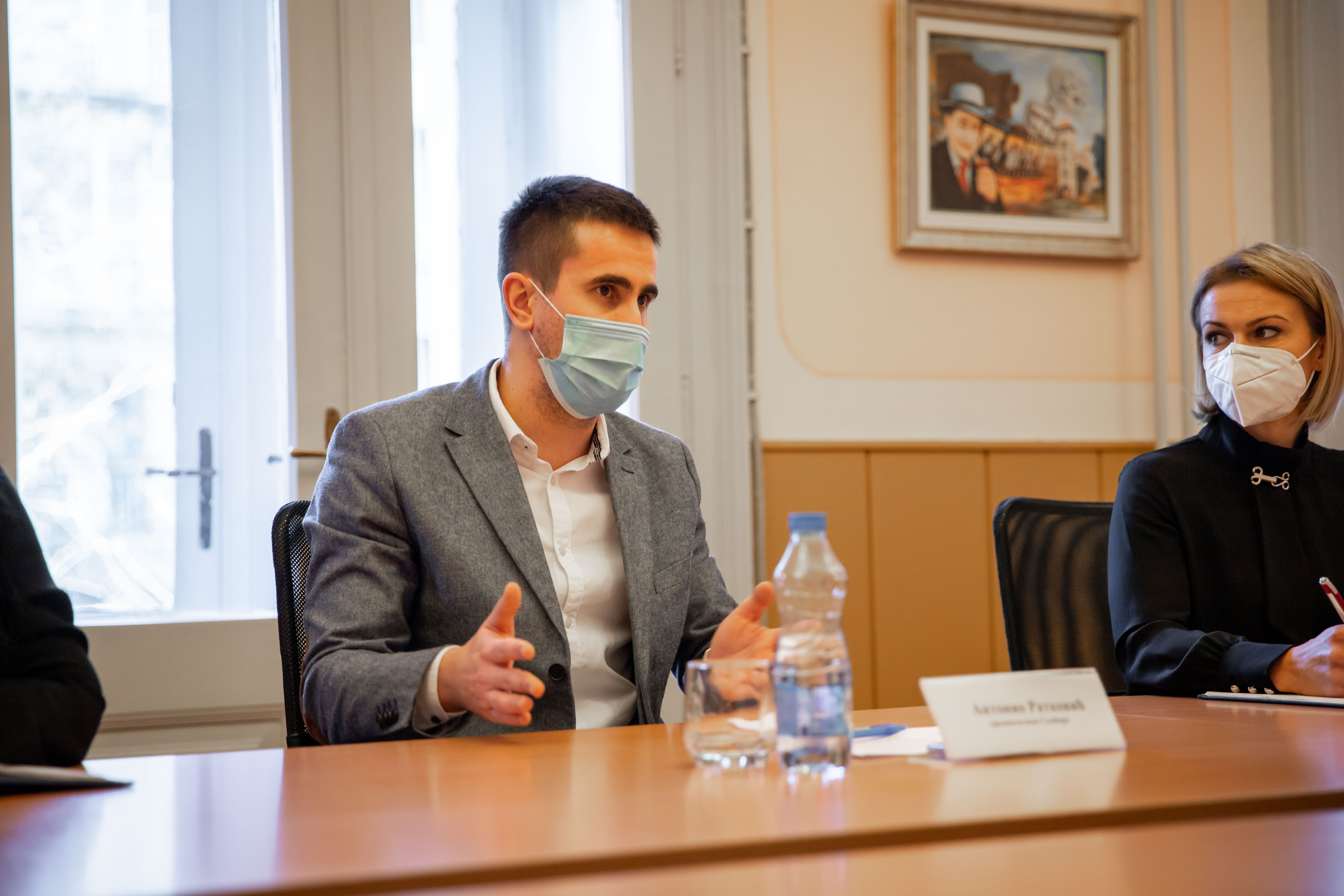 Градоначелник Антонио Ратковић
