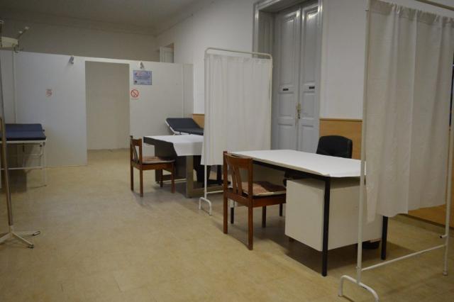 Соба за пријем пацијената