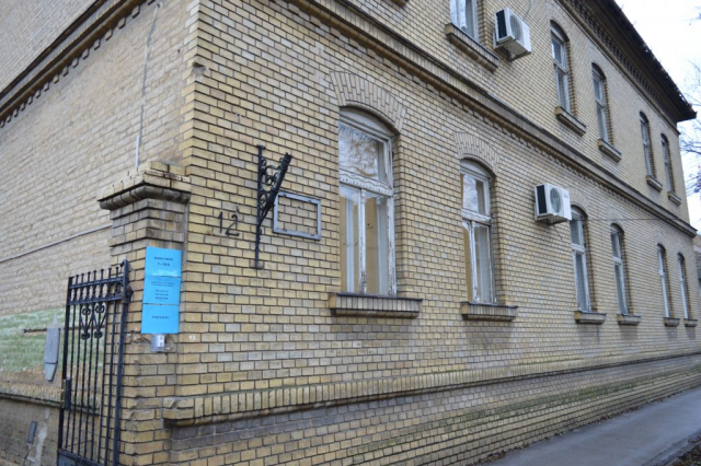 Ковид амбуланта од суботе у згради бившег АТД диспанзера