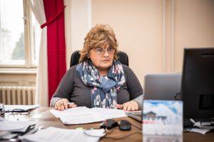 Заменица градоначелника Љиљана Тица