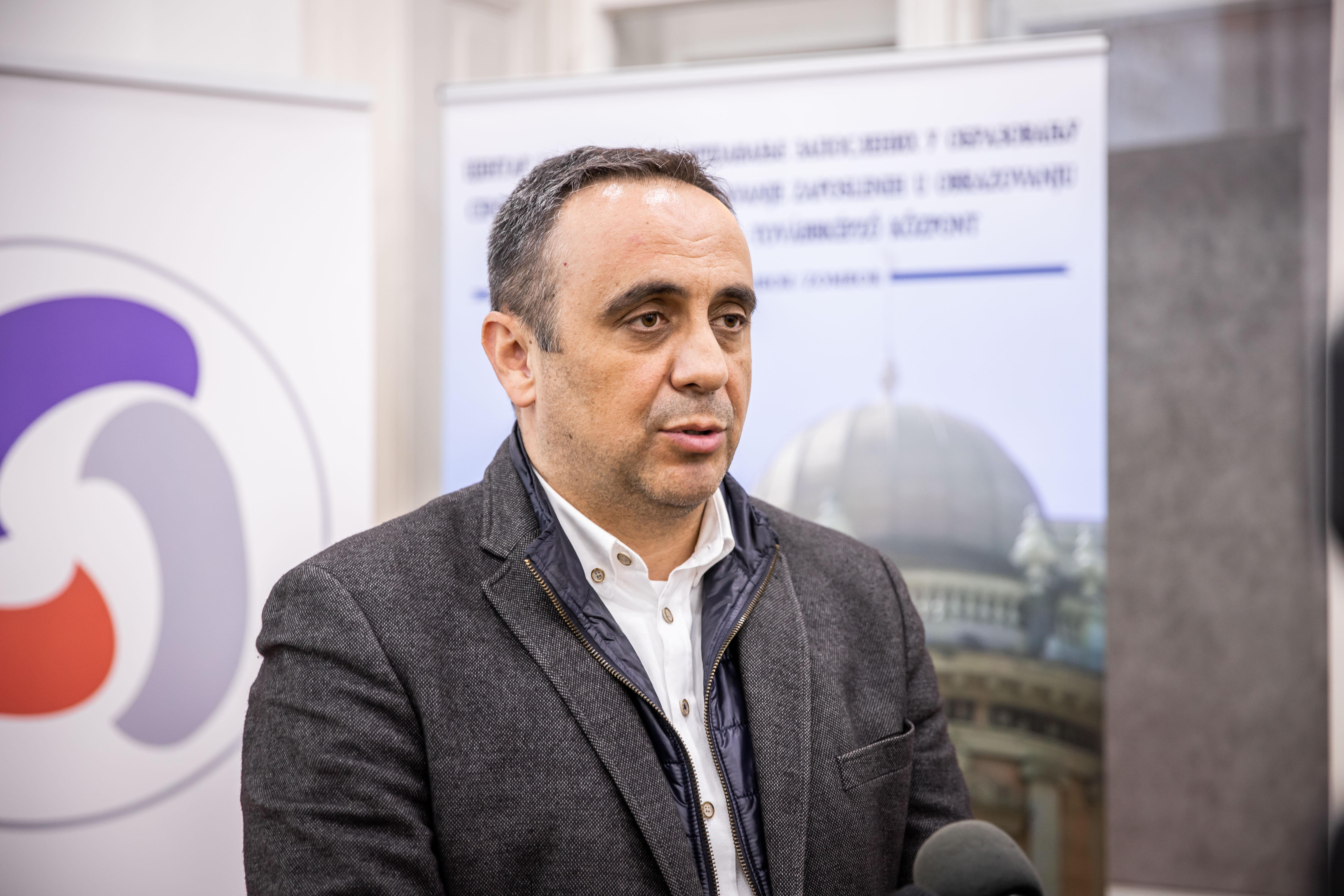 Генерални секретар Спортског савеза Војводине младен Стојшин