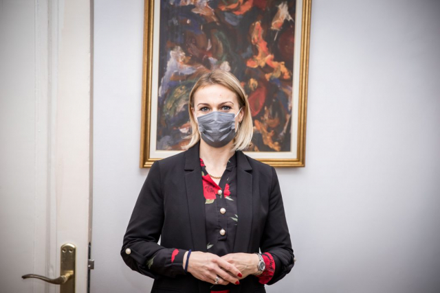 Члан Градског веча Антонија Нађ Косановић