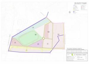 11 - 05 Plan namene povrsina i objekata sa prikazom karakteristicnih blokova-2000